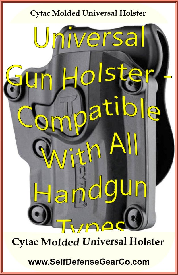 Cytac Molded Universal Holster