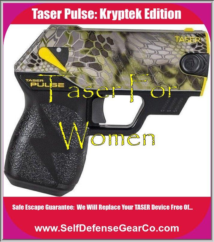 Taser Pulse: Kryptek Edition