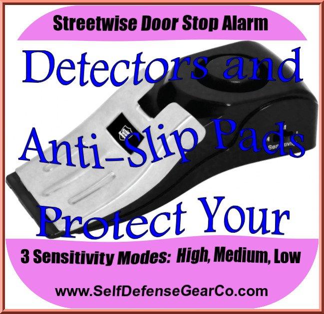 Streetwise Door Stop Alarm