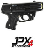 JPX4 4 Shot Pepper Gun Compact